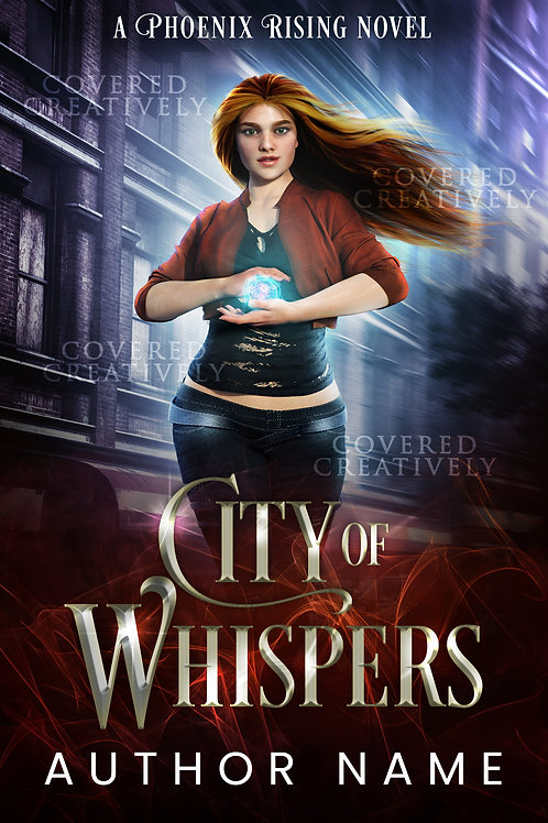 2044 City of Whispers (Set of 2)