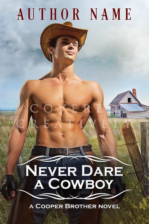 1164 Never Dare a Cowboy
