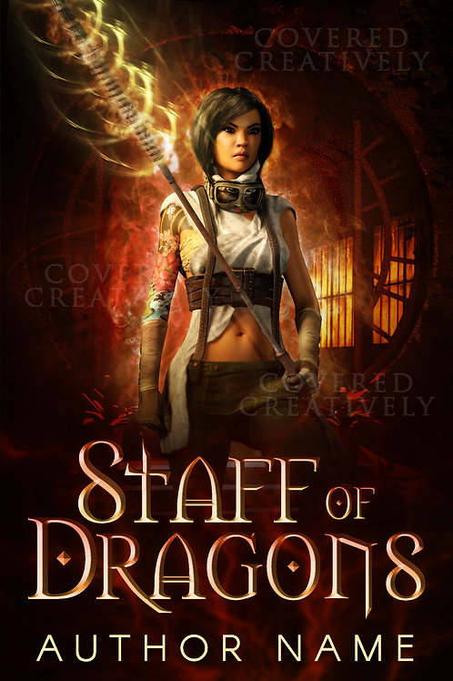 2031 Staff of Dragons