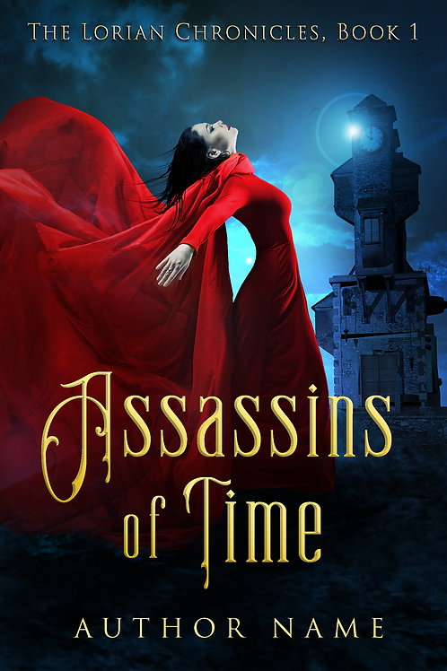 1081 Assassins of Time
