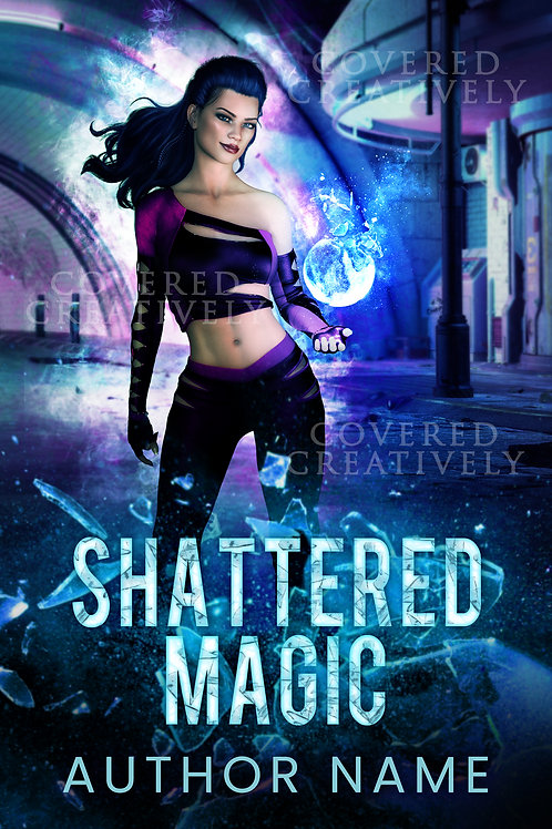 2028 Shattered Magic