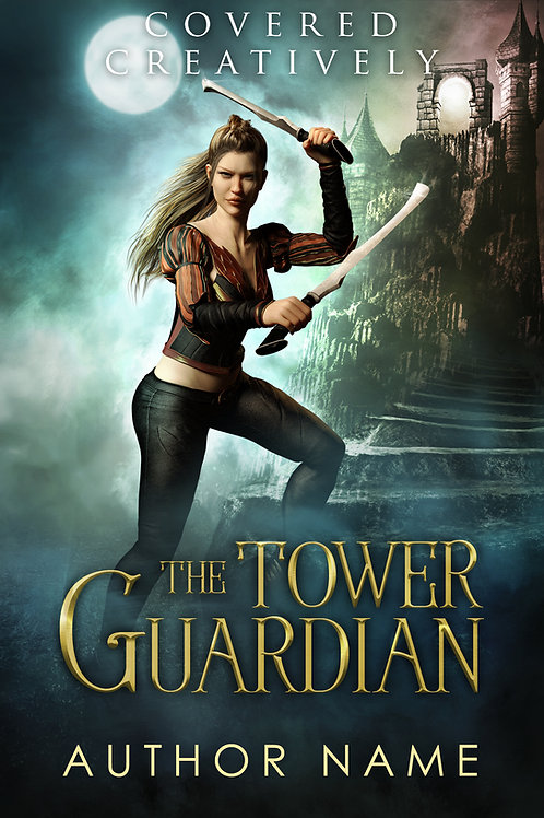 1195 The Tower Guardian