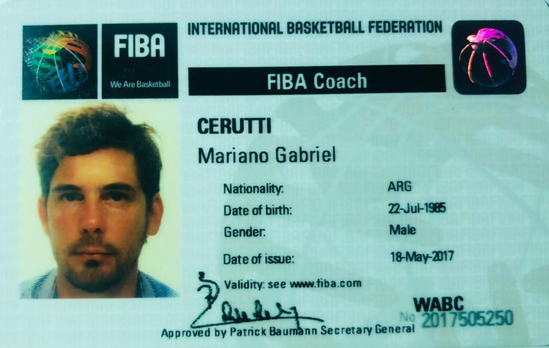 FIBA Licence