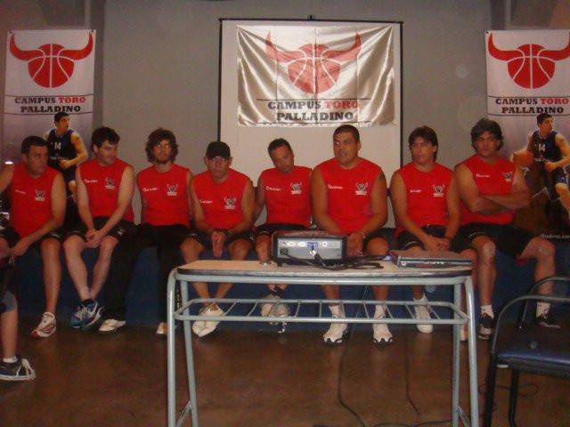 Leandro Palladino's Basketball Camp