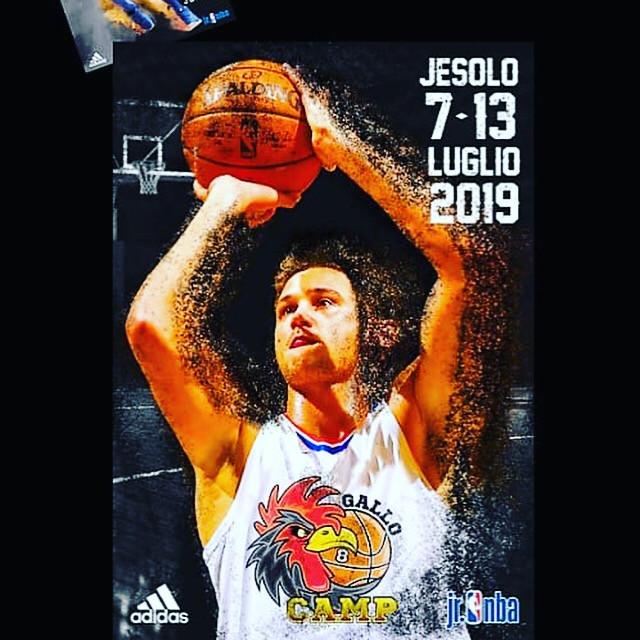 Basketball Camps Danilo Galligari (Italy 2019)