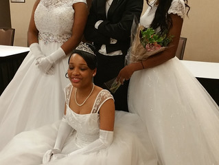 TROTTER VIDEOGRAPHY shoots the Beta Pi Sigma Sorority's Debutante Ball at the Concord Hilton in