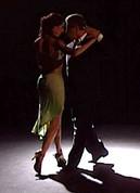 Valeria Solomonoff and Jorge Torres