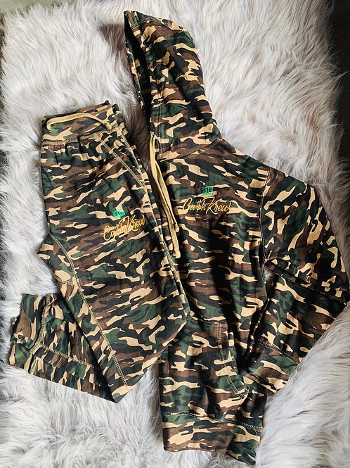 Army Jump Suit