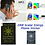 Thumbnail: 10 piece set of EMF Protection Stickers For Mobiles - Tablets - Laptops