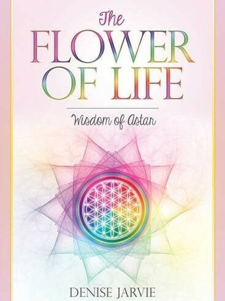 The Flower of Life Cards by Denise Jarvie