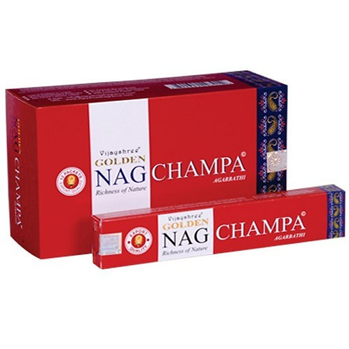Incense sticks Golden Nag - CHAMPA