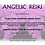 Thumbnail: 50 x Angelic Reiki (Editable) Certificate templates - Professionally designed.