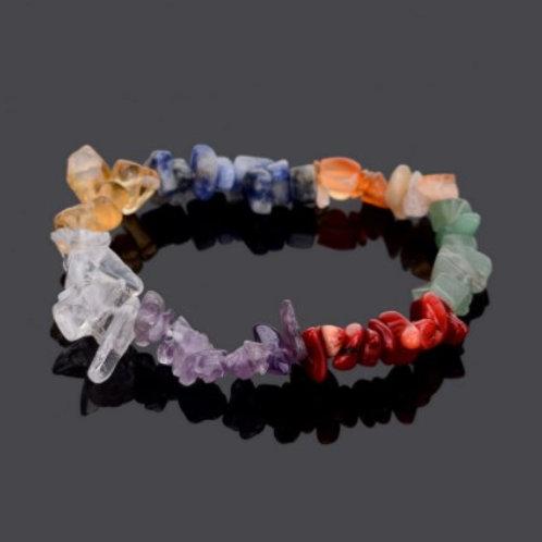 7 Chakra Crystal Bracelet