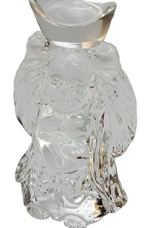 Crystal Buddha Figures