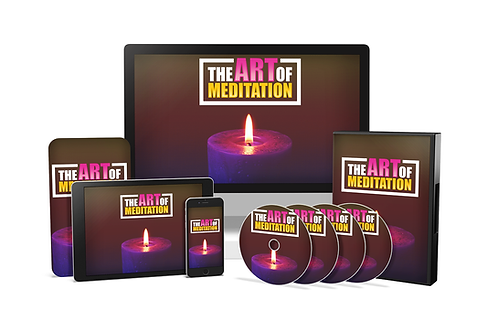 75% OFF - Learn Meditation with this incredible Art Of Meditation Course