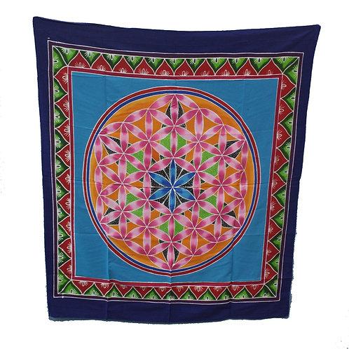 Mandala - Classic - (Size 107cmx103cm)