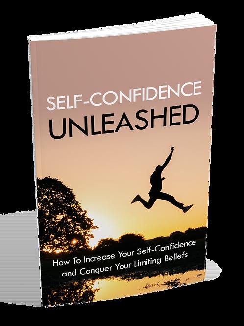 70% OFF - Self Confidence Unleased - Ebook