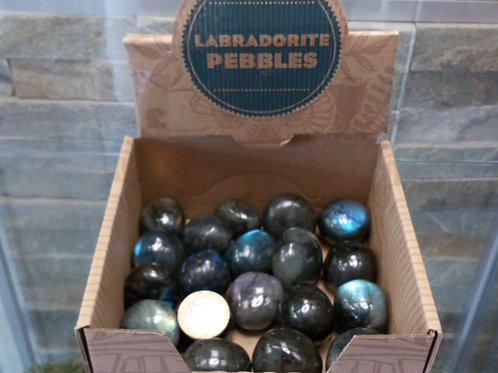 Labradorite Pebble Gemstones