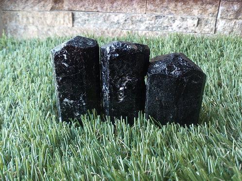Black Tourmaline- Crystal (Gemstone) - Large approx. 5 x 2.5 x 2 (cm)