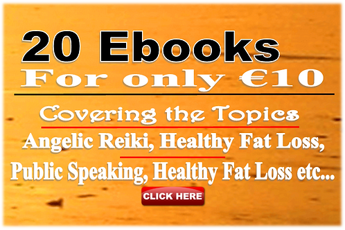 EBOOKS - Get 20 Ebooks on Alternative health, Healing and personal development