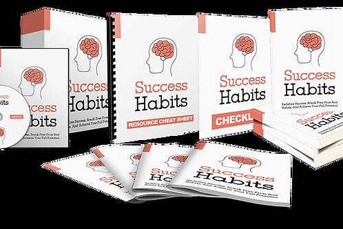 60% OFF - Success Habits