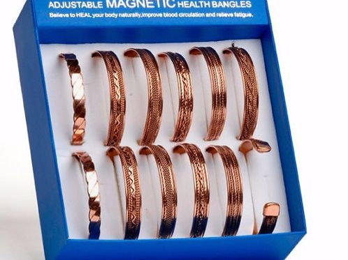 Tibetan Copper Magnetic Bracelets
