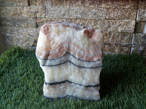 Rainbow Calcite - Crystal (Gemstone) - Extra Large approx. 14 x 11 x 10 (cm)