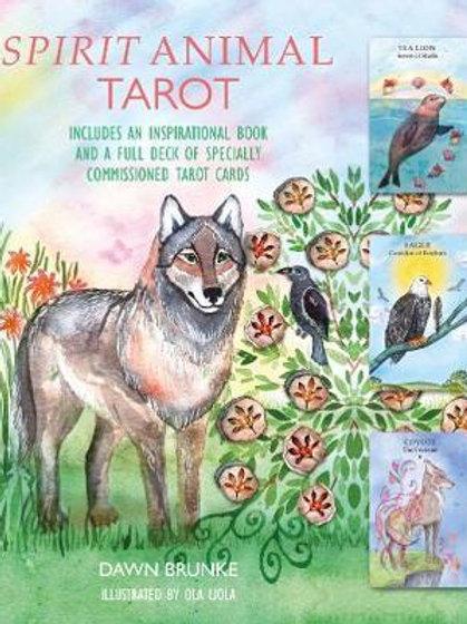 Spirit Animal Tarot by Dawn Brunke