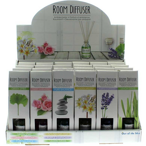 Aroma Room Reed Diffusers - 30ml