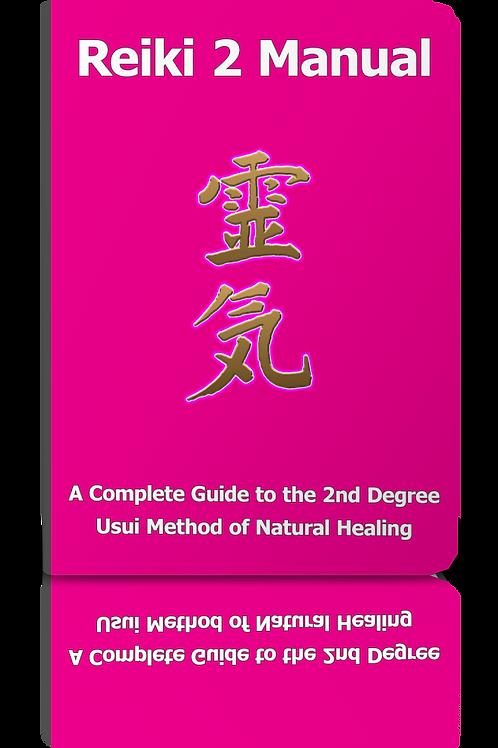 70% OFF - Reiki 2 Text Manual