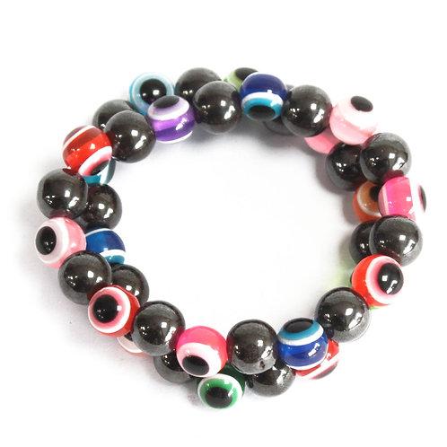 Magnetic Bracelets - Evil Eye Range