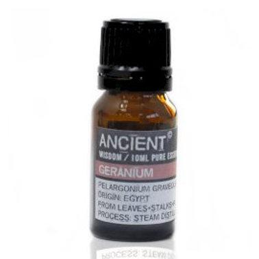 Geranium - Egypt - Essential Oil - 10 ml