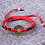 Thumbnail: Good Luck Chinese Emperor Money Coin adjustable rope bracelet