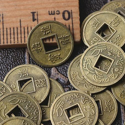Chinese Emperor Lucky Coins - 100 pieces