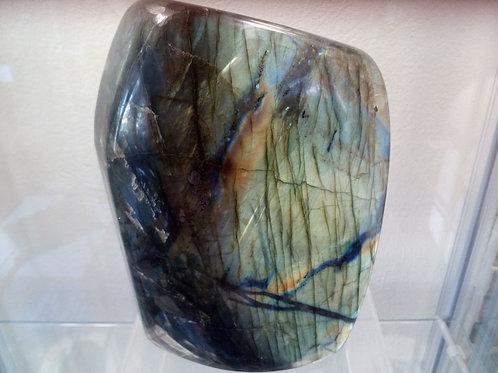 Labradorite - Crystal (Gemstone) - Extra Large Size approx. 15 x 13 x 6 (cm)