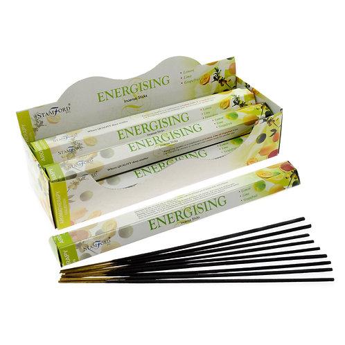 Stamford Energising Premium Incense sticks - 15gm