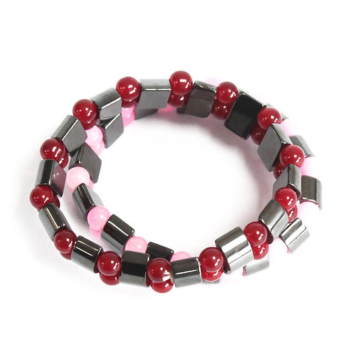 Magnetic Bracelets - Gem Colours Range
