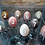 Thumbnail: Natural stone polished marble eggs with stand