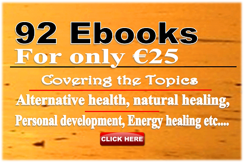 EBOOKS - Get 92 Ebooks on Alternative health, Healing and personal development