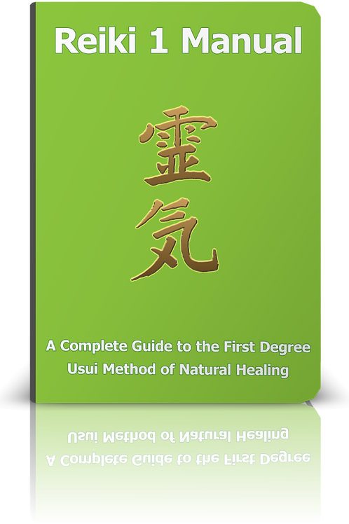 70% OFF - Reiki 1 Text Manual