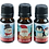 Thumbnail: Christmas Fragrance Oils Set (Jingle Smells) - 3 x 10ml Bottles
