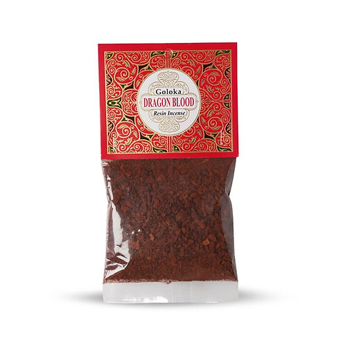 DRAGON'S BLOOD RESIN INCENSE - 30g