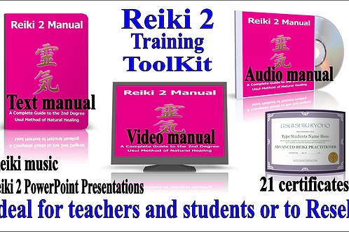 Reiki 2 Teacher Training Toolkit