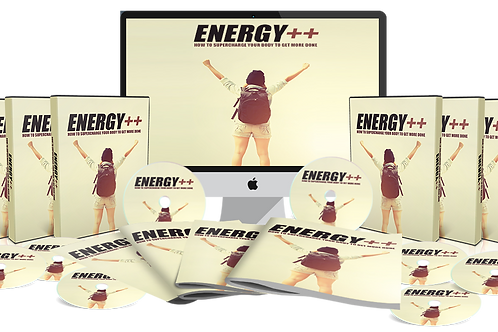 Personal Energy Management Video and Ebook Course Online