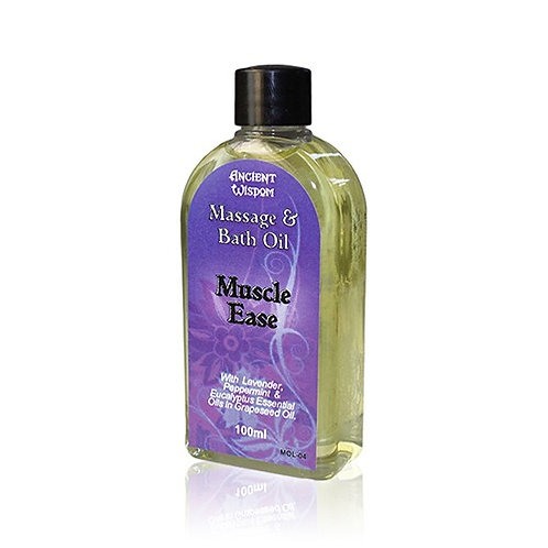 Muscle Ease Massage Oil - 100ml
