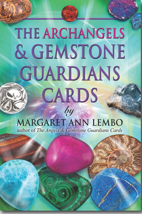 The Archangels and Gemstone Guardians Cards by Margaret Ann Lembo