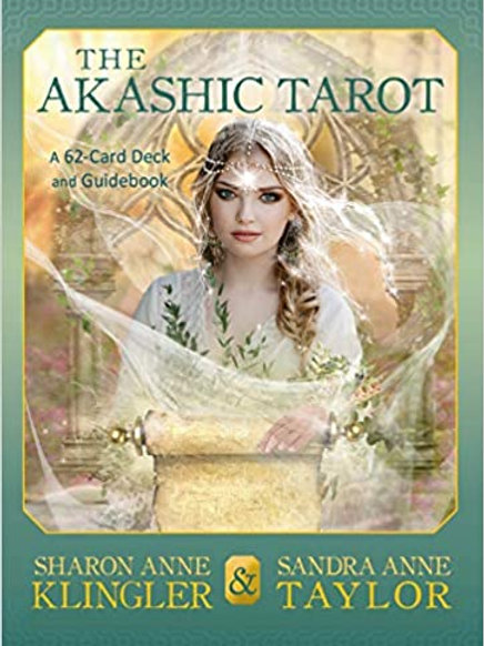 The Akashic Tarot by Sharon Anne Klinger and Sandra Anne Taylor