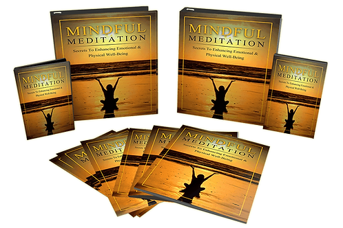 75% OFF - Learn mindfulness with this Mindful Meditation Mastery Course