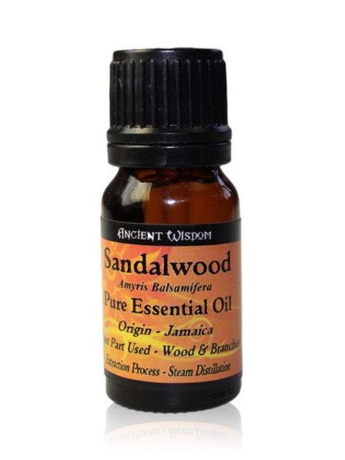 Sandalwood Amayris Essential Oil - 10 ml