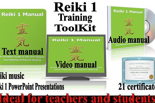 Reiki 1 Teacher Training Toolkit